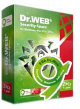 Dr. Web Space Security 2019